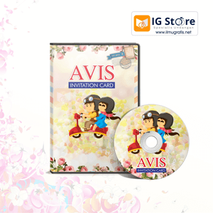 CD DVD Settingan Produk Avis 5