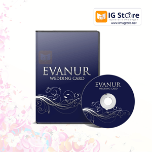 CD DVD Settingan Produk Evanur