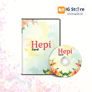 CD DVD Settingan Produk Hepi 5