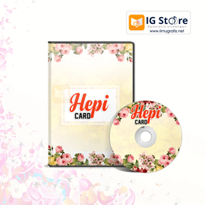 CD DVD Settingan Produk Hepi 6