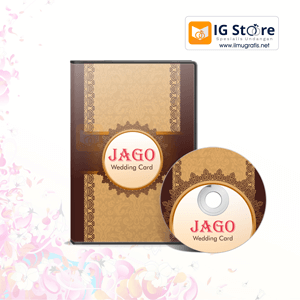 CD DVD Settingan Produk JAGO