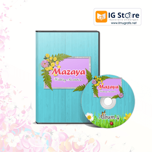 CD DVD Settingan Produk Mazaya 4