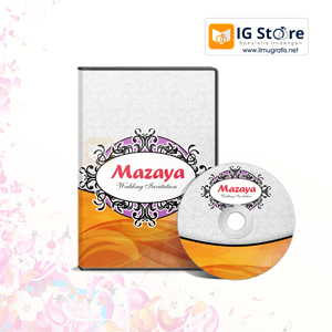 CD DVD Settingan Produk Mazaya 6