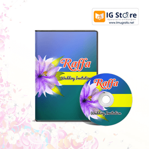 CD DVD Settingan Produk Raffa 2
