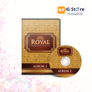 CD DVD Settingan Produk ROYAL 2