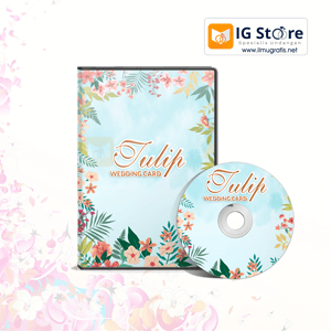 CD DVD Settingan Produk Tulip