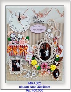 Mahar Model Foto Frame