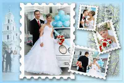 Wedding Photo Frame Collection